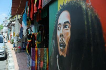 Bob Marley Souvenir Tegalalang Bali